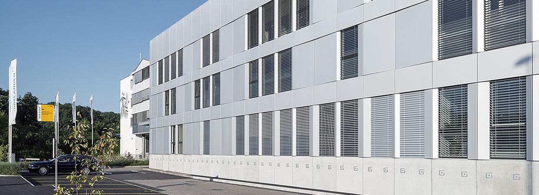 Hirslandenklinik Birshof Münchenstein bei Basel
